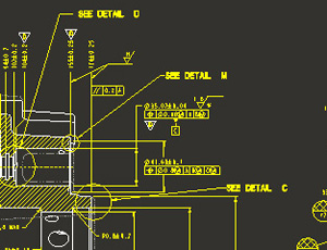 Design Engine Education Pro Engineer Level 2 Detail Drafting